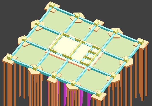 3m, f5空心板,l网格长度 1m>